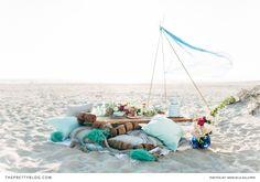 Sea foam bridal inspiration shoot | Photographer: Manuela Kaluper Photography | Stylist: Anneke Roux | Hair & Make- up: Ida Webster | Flowers: Fleur Le Cordeur |