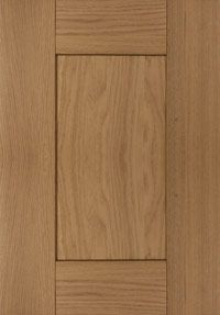 Solid Oak Wood Kitchen Unit Doors and Drawer Fronts Kitchen Unit Doors, Solid Wood Kitchen Cabinets, Solid Wood Kitchens, Solid Oak Doors, Shaker Doors, Drawer Fronts, Kitchen Styling, House Styles, Centre
