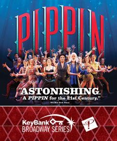 PIPPIN will lift you up and leave you smiling. This unforgettable new production is the winner of four 2013 Tony Awards® including Best Musical Revival. See it in CLE February 3-15, 2015.