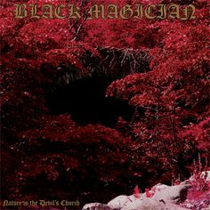 "DOOMMANTIA - Doom Metal Reviews: Black Magician - ""Nature Is The Devil's Church"" ..."
