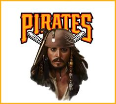 What If Disney Designed Every Sports Team's Logo? Pittsburgh Pirates