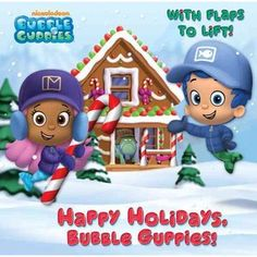 Happy Holidays, Bubble Guppies! (Bubble Guppies)