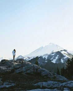 Artist Point // Mt. Baker, Washington