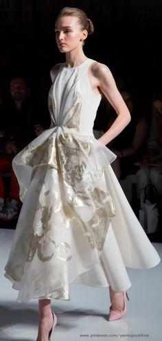 Designer crush: Maticevski.