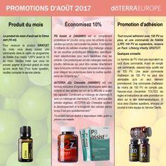 Monthly Promotions | dōTERRAEveryday Europe