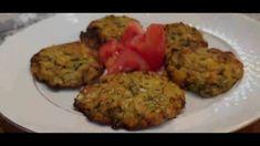 Λαχταριστοί κολοκυθοκεφτέδες της γιαγιάς, φούρνου!!!!! Delicious zucchin... Zucchini Patties, The Creator, Food And Drink, Meat, Chicken, Baking, Recipes, Youtube, Food Ideas