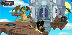 AQWorlds Golden DrAEgon Hunt Walkthrough