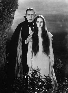 """Mark Of the Vampire"" Bela Lugosi, Carol Borland 1935 MGM"