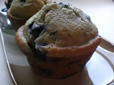 Bluelicious Blueberry Muffins