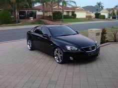 My Black Lexus IS250 with Fabulous MB-5 Rims - Club Lexus Forums