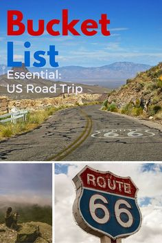 On the bucket list: a US road trip. Read about a dream route and why I'd skip…