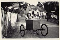 Nice racing car, 1939