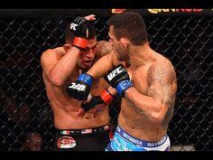 Rafael Dos Anjos Vs Anthony Pettis UFC 185 Full Fight