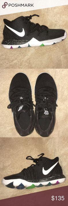 553d8d3c59da Kyrie 5 shoes These shoes are size 7Y but can fit a women s size 7.5-