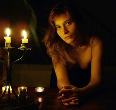 """The Digital Photography School (http://digital-photography-school.com/14-tips-for-great-candlelight-photography) post on candle-light photography includes the thought that checking white balance (and turning off """"auto"""") may improve shots, I'd guess any low-light scene, too."""