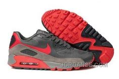 http://www.jordanse.com/nike-air-max-90-hyperfuse-mens-grey-red.html NIKE AIR MAX 90 HYPERFUSE MENS GREY RED Only 79.00€ , Free Shipping!