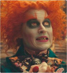 Johnny Depp / Tim Burton Films Photo: Alice in Wonderland Johnny Depp Characters, Tim Burton Characters, Tim Burton Films, Johnny Depp Movies, Lewis Carroll, Film Alice In Wonderland, Johny Depp, Alice Madness, Film Images