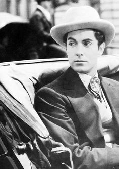 Enthusiast of Classic Movie , Hollywood Star , History , Antique , Art and The Ancient World Hollywood Actor, Golden Age Of Hollywood, Hollywood Actresses, Classic Hollywood, Old Hollywood, Actors & Actresses, Tyrone Power, Star Wars, Most Handsome Men
