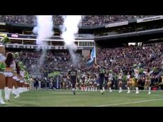 Derrick Coleman (Seattle Seahawks) The sound of silence in the NFL.  Inspiring story #gohawks #derrickcoleman