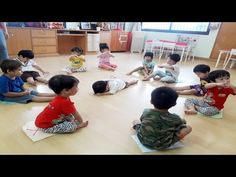 Physical Development Game - Kids Learning games - Learning Games - YouTube