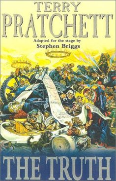 [Have Read] [Discworld #25]  The first ever Terry Pratchett/Discworld series I read. Fell in love with Pratchett's writing, sense of humour, sarcasm and the fact that he created this awesome fantasy world - Discworld :)    Definitely a recommended read.