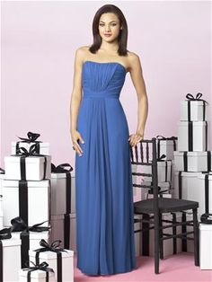 Add feminine flair with chiffon bridesmaid dresses from Weddington Way. Shop our collection of long chiffon bridesmaid dresses, silk chiffon dresses & more. Beautiful Bridesmaid Dresses, Wedding Bridesmaid Dresses, Wedding Party Dresses, Prom Dresses, Formal Dresses, Bridesmaid Ideas, Long Dresses, Chiffon Dresses, Blue Bridesmaids