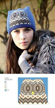 VK is the largest European social network with more than 100 million active users. Beanie Knitting Patterns Free, Beginner Knitting Patterns, Knitting Machine Patterns, Baby Hats Knitting, Fair Isle Knitting, Knitting Projects, Knitted Hats, Crochet Dishcloths, Knit Crochet