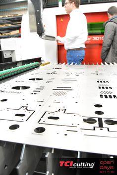 #tcicutting #lasercutting #waterjetcutting #laser #waterjet #cutting #technology #opendays2016