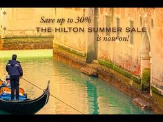 Stay at Hotels Across Europe, Middle East And Africa with Discount up to 30% at Hilton Hotels & Resorts