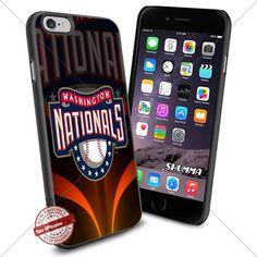 """MLB,Washington Nationals,iPhone 6 4.7"""" & iPhone 6s Case C...…"""