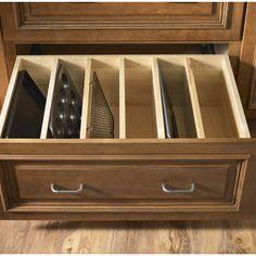 baking pan storage