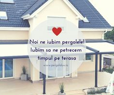 Fiecare iubeste ceva sau pe cineva, mai ales de Valentine's Day! Noi ne-am atasat de pergolele noastre si de timpul petrecut pe terasa, in aer liber. Rugam primavara sa ne redea fericirea inapoi! Iti uram un Valentine's Day fericit si nu uita ca niciodata nu e prea tarziu pentru un cadou: www.pergolalux.ro  #love #pergolalux #happyvalentinesday Pergola, Outdoor Decor, Home Decor, Decoration Home, Room Decor, Outdoor Pergola, Home Interior Design, Home Decoration, Interior Design