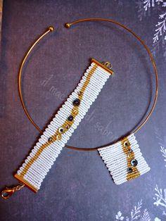 tribute to Gustav Klimt, macramè jaquard Macrame Earrings, Macrame Jewelry, Macrame Bracelets, Boot Bracelet, Bracelet Knots, Fiber Art Jewelry, Textile Jewelry, Collar Macrame, Micro Macramé