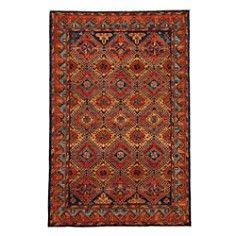 "Adina Collection Oriental Rug, 5'10"" x 9'2"""