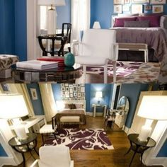 Carrie's appartment - Sex and the City