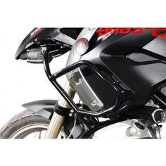 Crash bar enlargement Black powder-coated Suits the appearance of the motorcycle pipe diameter Included: 2 upper crash bar Motorcycle, Bmw, Black, Black People, Motorcycles, Motorbikes, Choppers