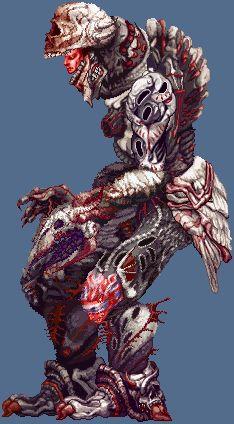 64 Iconic Pixel Based Boss Design Enemy Design Ideas Art Base Pixel Art 90s Video Games