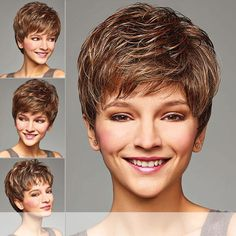 Henry Margu (Amber) - Synthetic Full Wig