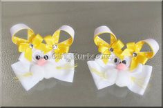 easter hair bows   Request a custom order and have something made just for you.