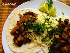 Weeknight Pork Carnitas - uses leftover pork tenderloin