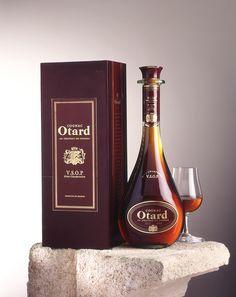 Cognac Otard - VSOP fine champagne. Memento #Linea