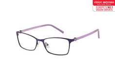 d25032a67a Women s Spectacle Frames VX GV IN STYLE ISAF23-VV SIZE.53 Material – Full  Plastic www.visionexpress.in