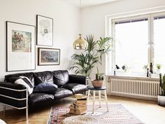 A small space with a big personality