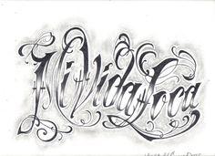 Mi Vida Loca by DarkGuardiann.deviantart.com on @deviantART