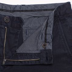 Tommy Hilfiger Hilfiger Straight Fit Chino - blue depths-pt (Blue) - Tommy Hilfiger Trousers - detail image 3
