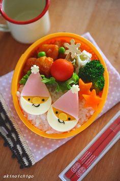 【連載】レシピブログ「サンタさんのお弁当」