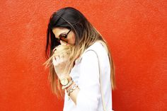 look of the day, rings, lele gianetti, animal print, style, casual, fashion, blog, moda, shirt, skirt, flat