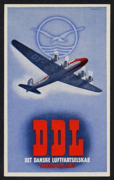 Kofferaufkleber-der-DDL-Danish-Air-Lines-2210
