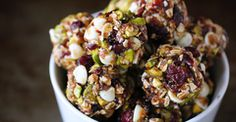 34 Healthy Energy Bars You Can Make at Home | Greatist