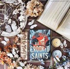 Im so excited to be kicking off the @storygramtours for #allthecrookedsaints  A theme throughout this book is the wants and fears of the characters. Whats something you want? Something you fear? I want to put myself out there by doing new things/creating new things but I fear Ill fail.  All the Crooked Saints is the new novel from @maggie_stiefvater the author of the Shiver series and The Raven Cycle. It is a breathtaking tale of dark saints forbidden love and a family with the ability to…